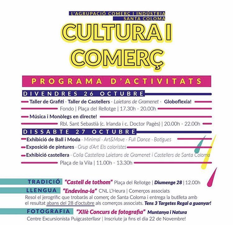 Cartell de Cultura