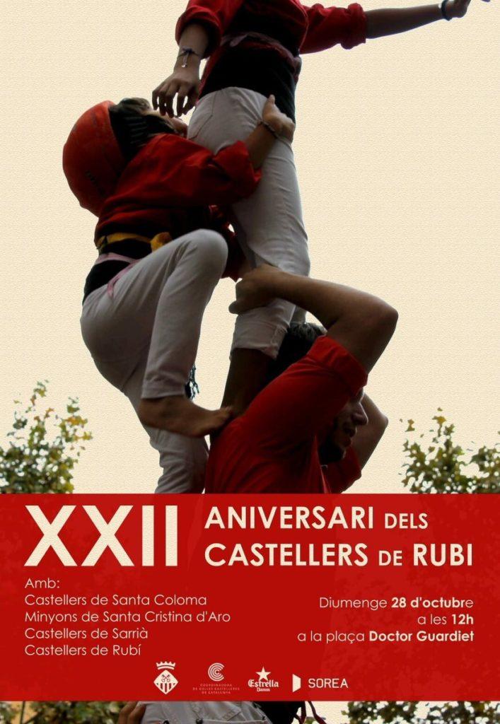 Castellers de Rubi