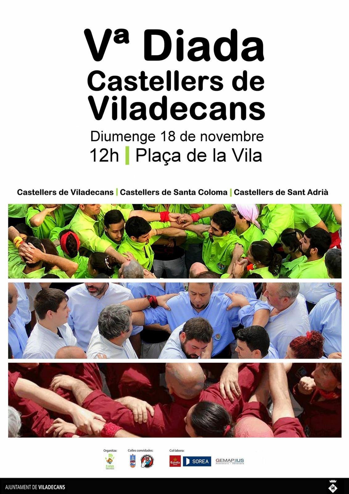 Castellers de Viladecans
